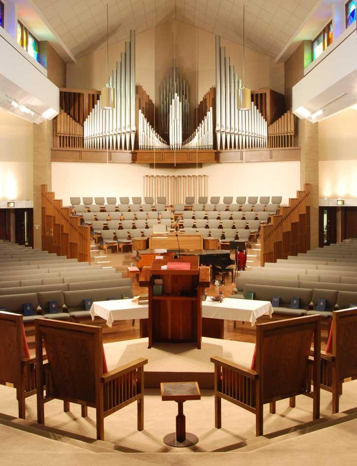 Casavant Freres organ, opus 3418