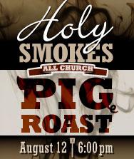 Holy Smokes BBQ - 2015