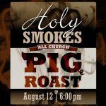 Holy Smokes All Church BBQ
