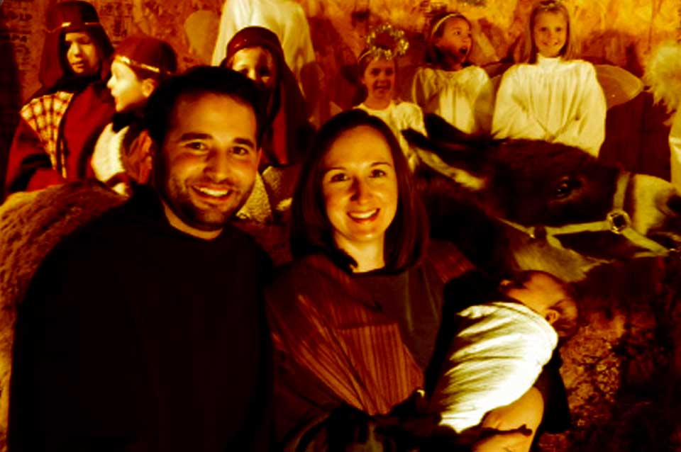 Wellshire's Living Nativity