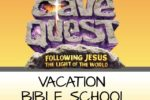 Cave Quest Vacation Bible School 2016 at Wellshire
