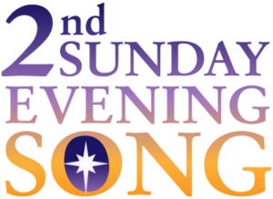 2nd Sunday Evening Song Logo