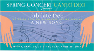 Canto Deo Concert