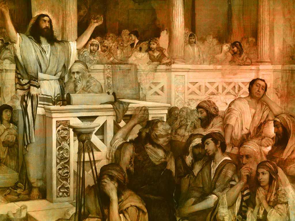 sermon illustration January 28, 2018