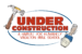 Vacation Bible School 2018 - Under Construction Logo