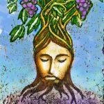 I am the vine art by Timothy Mietty