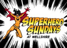 Superhero Sundays sermon series