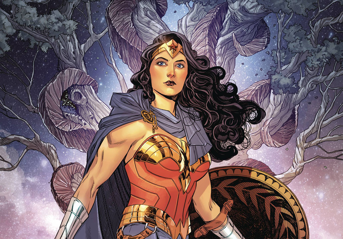 Sermon Illustration: Wonder Woman