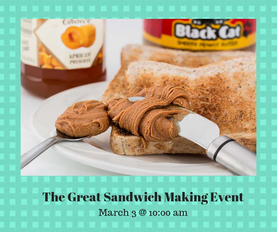 Sandwich making event