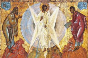 Sermon illustration Transfiguration