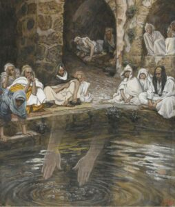 sermon illustration: the pool of bethesda