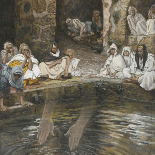 Sermon: The Pool of Bethesda ~ May 26, 2019