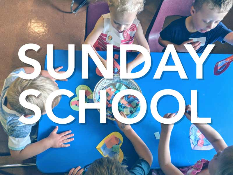 Sunday School at Wellshire Church