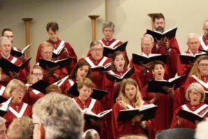 Sanctuary Choir at Wellshire Church