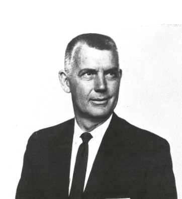 The Rev. Stephen J. McShane, Organizing Pastor and First Head of Staff (1951-1968)