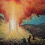 sermon illustration: The Transfiguration of Christ by Earl Mott