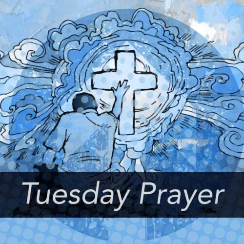 Tuesday Prayer ~ A Prayer for Teachers