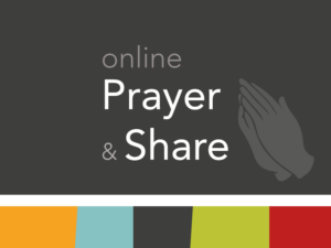 online prayer and share meetings