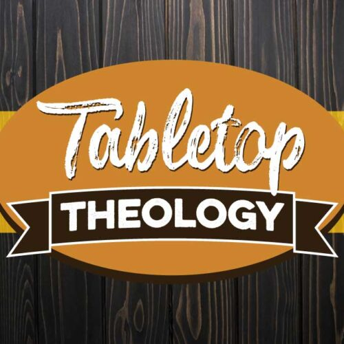 Tabletop Theology Videos With Dr. Bell