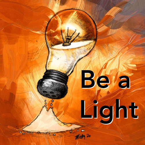"""Learn How to """"Be a Light"""""""