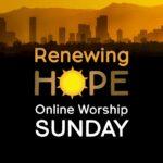 Online worship with Wellshire Presbyterian Church in Denver, Colorado