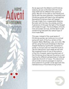Home Advent Devotional cover