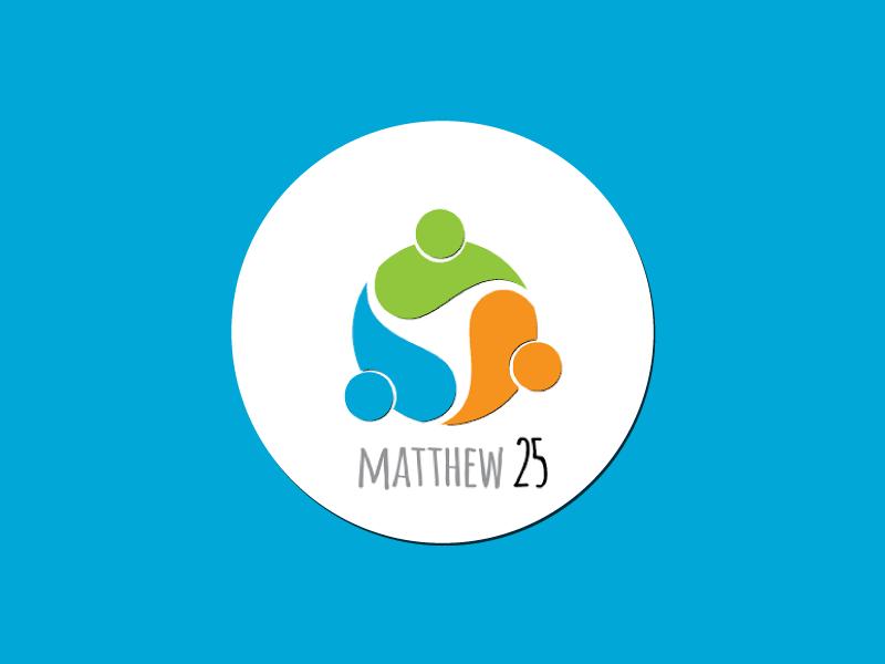 Matthew 25 banner