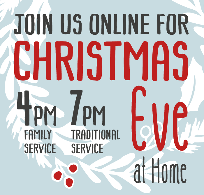 Christmas Eve livestream worship times