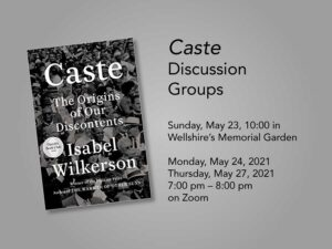 Caste discussion groups